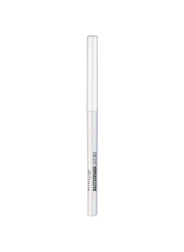 Maybelline Master Drama Lightliner Göz Kalemi - 35 Mattelight White - Mat Beyaz Beyaz